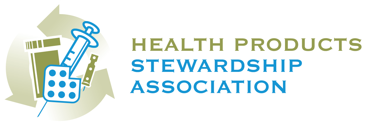 Member of Health Products Stewardship Association